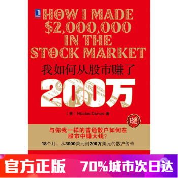 Earn 2000b from stock market
